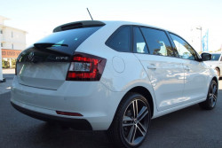 2017 Skoda Rapid NH Rapid Hatchback