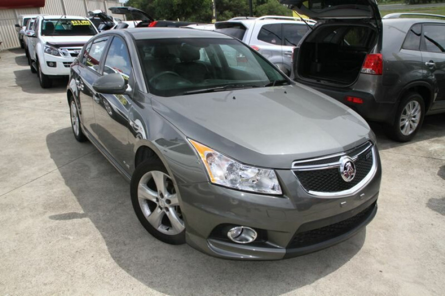2011 Holden Cruze Jh Series Ii My Sri V Hatchback For Sale