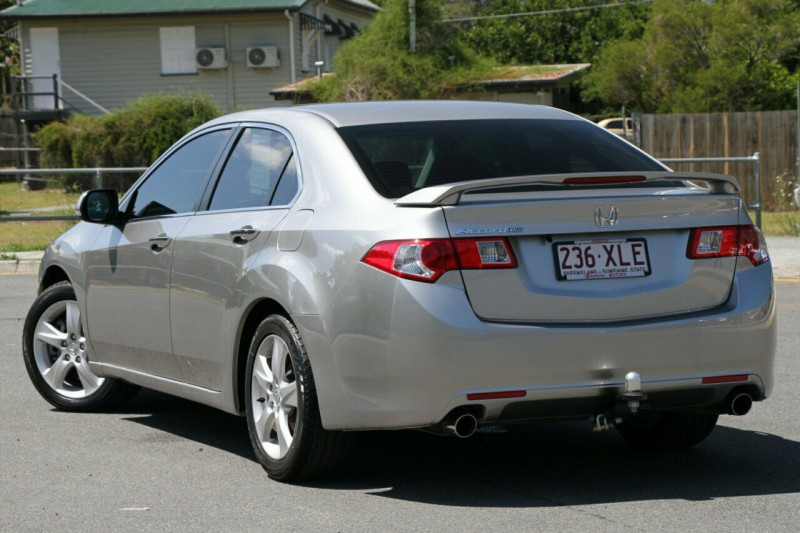 2009 MY10 Honda Accord Euro CU MY10 Sedan