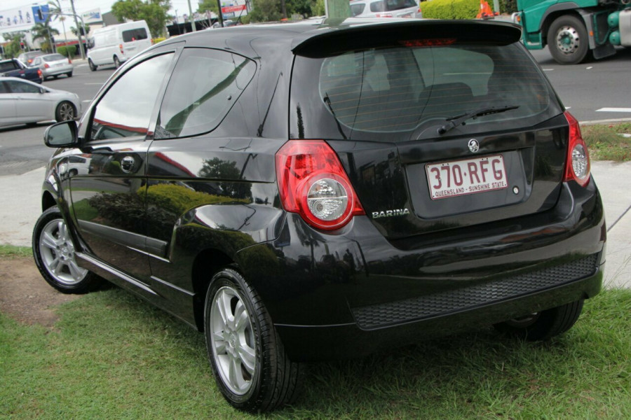 2010 MY11 Holden Barina TK MY11 Hatchback