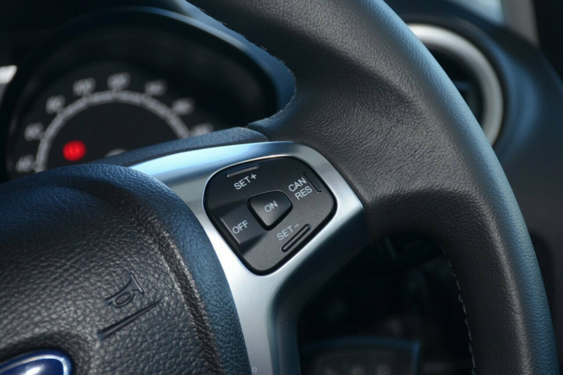 2016 Ford Fiesta WZ Trend Hatchback