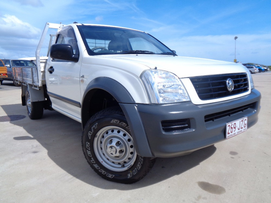 2006 Holden Rodeo