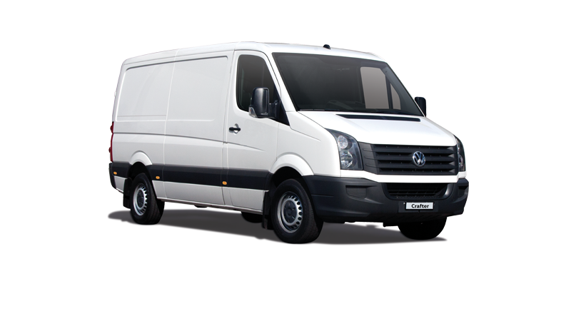 Crafter Van Runner MWB TDI300 6 Speed Manual