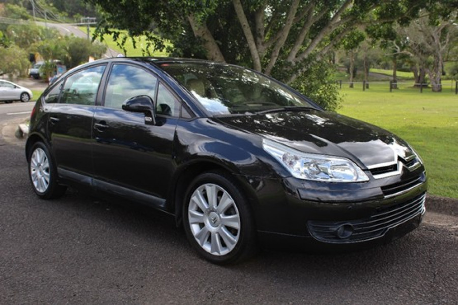 2006 Citroen C4 Hatchback