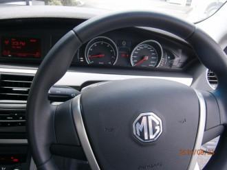 2016 MY13 MG Mg6 IP2X Turbo Magnette S Sedan