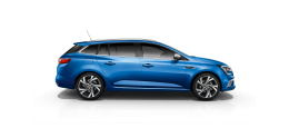 New Renault Megane Wagon