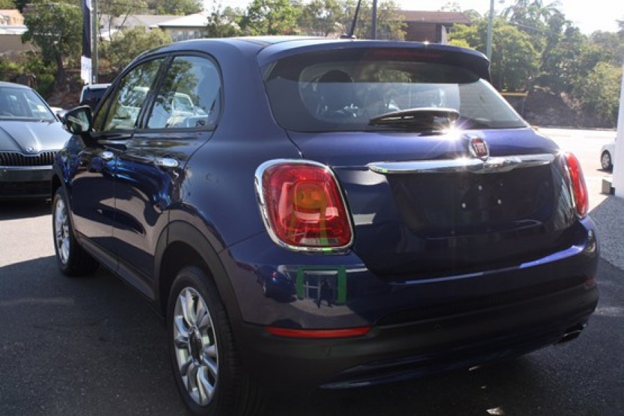 2015 MY16 Fiat 500X 334 Pop Star Hatchback