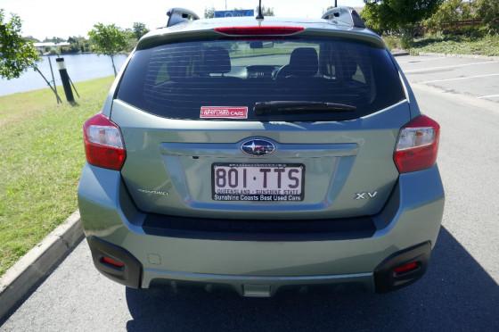 2013 Subaru XV G4-X 2.0i Wagon