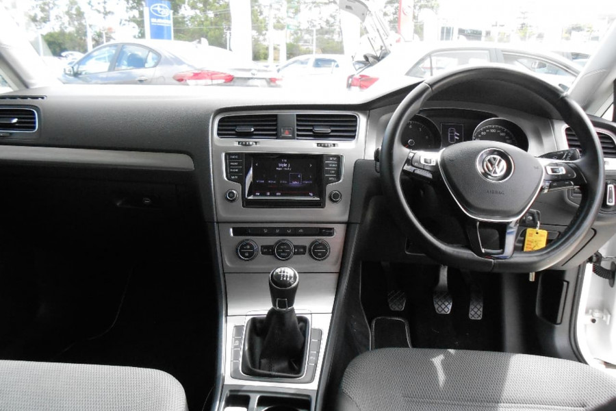 2015 MY14 Volkswagen Golf Hatchback