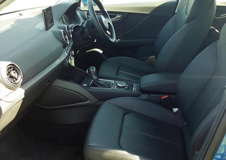 2016 MY17 Audi Q2 GA  sport Wagon