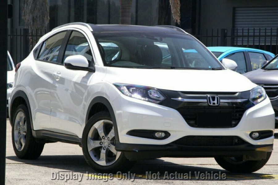 2018 MY17 Honda HR-V MY17 VTi-S Hatchback