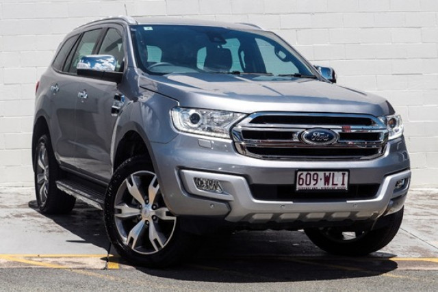 2015 Ford Everest UA Titanium Suv