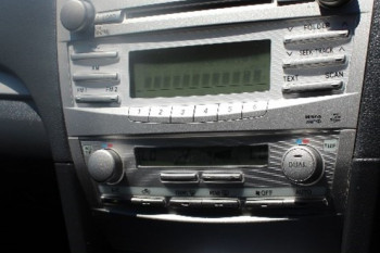 2007 Toyota Aurion GSV40R Sedan