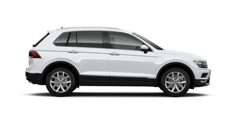 Tiguan 140TDI Highline 7 SPEED DSG