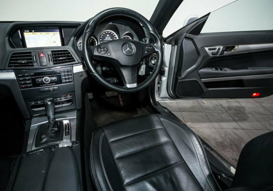 2011 Mercedes-Benz E250 CDI C207 BlueEFFICIENCY Elegance Coupe