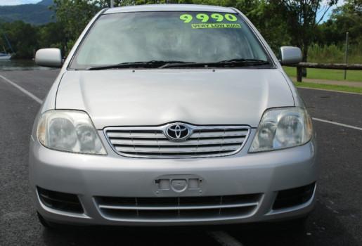 2006 Toyota Corolla ZZE122R 5Y ASCENT Wagon