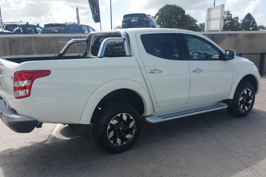 2017 Mitsubishi Triton MQ Exceed Double Cab Pick Up 4WD Utility