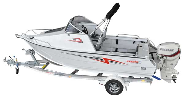 509 Sea Runner Options