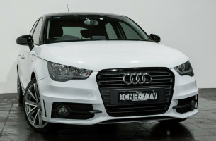 Audi A1 S Line Sportback S tronic Competition 8X MY13