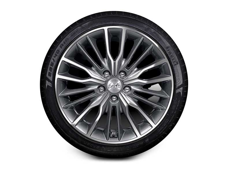 18-inch Alloy Wheel and Tyre Package