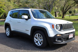 Jeep Renegade Longitude BU