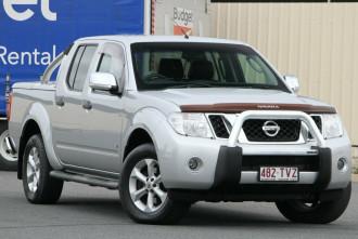 Nissan Navara ST-X 550 D40 S5 MY12