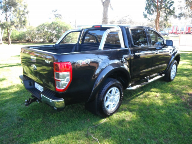 used 2014 ford ranger px 4x4 xlt double pick up 3 2 diesel. Black Bedroom Furniture Sets. Home Design Ideas