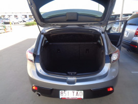 2011 MY10 Mazda 3 BL10C1  MZR-CD Hatchback