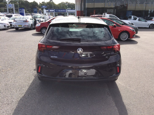 2017 MY16 Holden Astra BK Turbo R Hatchback