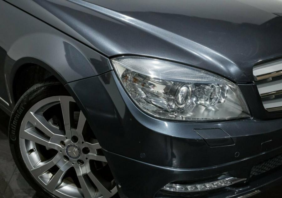 2011 Mercedes-Benz C250 W204 MY11 BlueEFFICIENCY 7G-Tronic + Avantgarde Sedan