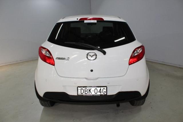2010 Mazda 2 DE10Y1 Hatchback