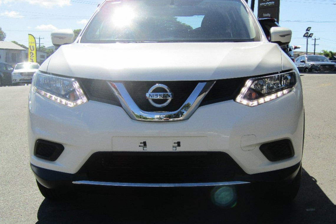 2015 nissan x trail t32 st wagon for sale in cairns. Black Bedroom Furniture Sets. Home Design Ideas