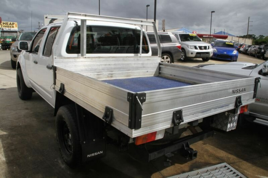 2014 Nissan Navara D40 S8 RX Cab chassis for sale in Sunshine Coast