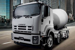New Isuzu Agitators