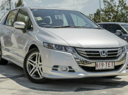Honda Odyssey Luxury 4th Gen MY12