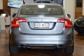 2016 MY17 Volvo S60 F Series T4 Luxury Sedan