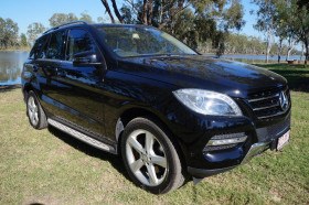 Mercedes-Benz Ml250d BlueTEC W166