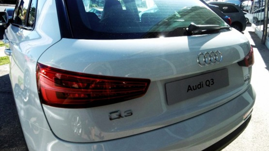 2016 MY Audi Q3 8U  TFSI Sport Wagon