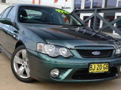 Ford Falcon XR6 BF
