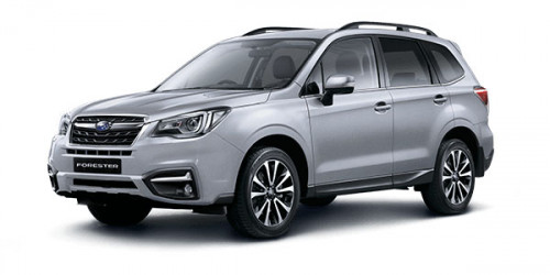 2017 Subaru Forester S4 2.0D-S Wagon