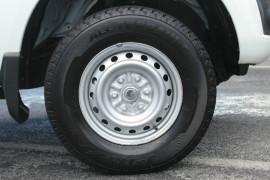 2010 Mitsubishi Triton MN MY10 GLX SINGLE CAB Cab chassis