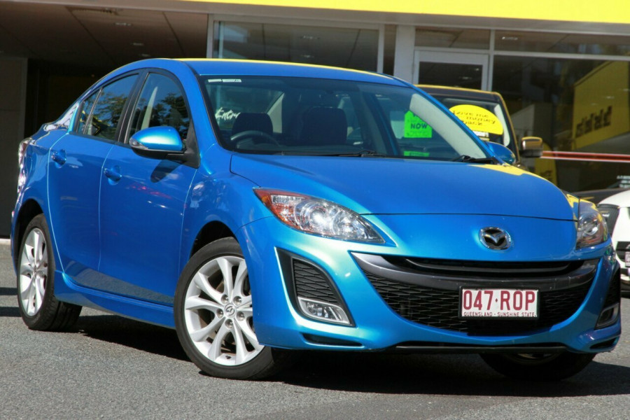 2011 my10 mazda 3 bl10l1 my10 sp25 activematic sedan for sale in brisbane southside honda. Black Bedroom Furniture Sets. Home Design Ideas