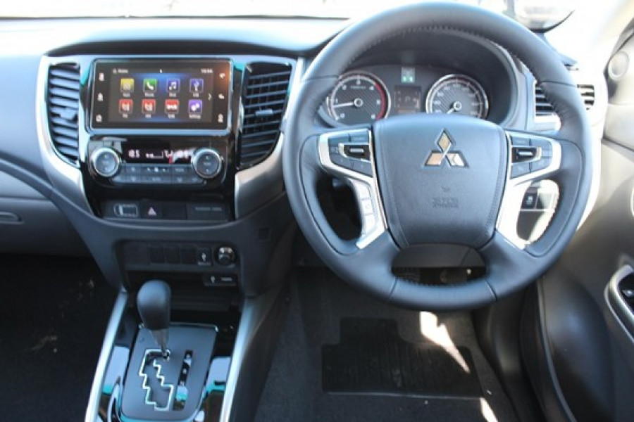 2017 MY16 Mitsubishi Triton MQ GLS Double Cab Pick Up 4WD Utility