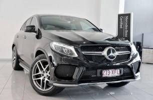 Mercedes-Benz Gle350 D C292