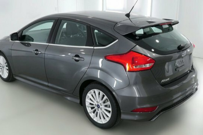 2017 MY17.5 Ford Focus LZ Sport Hatchback