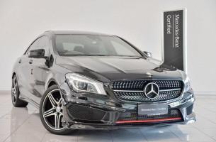 Mercedes-Benz Cla250 SPORT C117