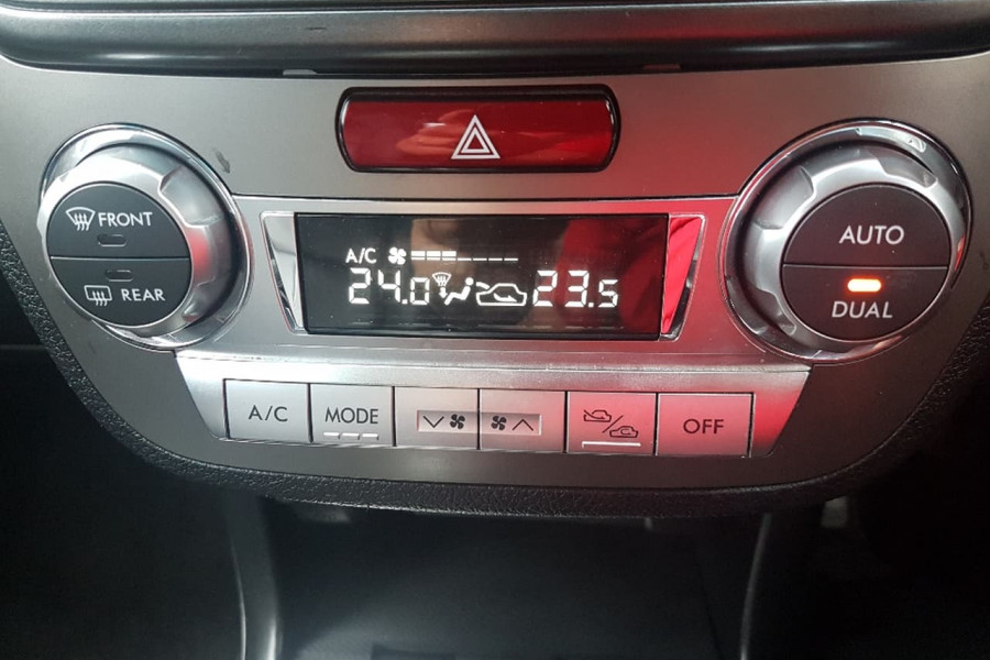 2011 Subaru Liberty B5  Exiga Premium Wagon