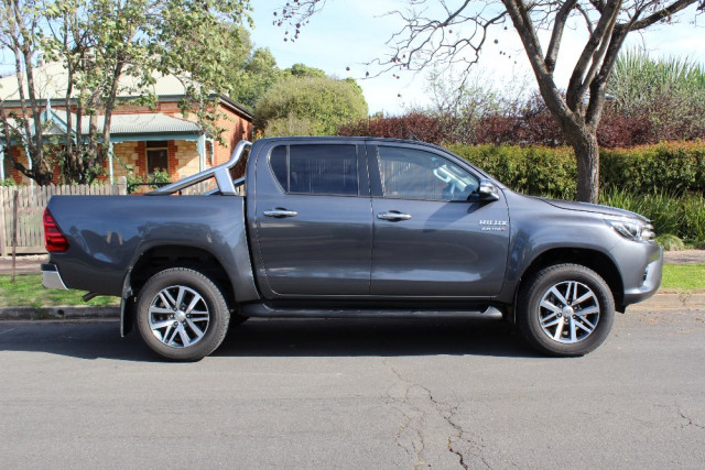 2016 Toyota HiLux SR5 4x4 Double-Cab Pick-Up for sale in Adelaide