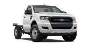 New 4x4 XL Single Cab Chassis 3.2L