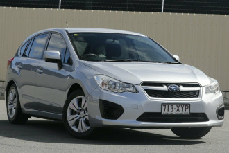 Subaru Impreza 2.0i Lineartronic AWD G4 MY12